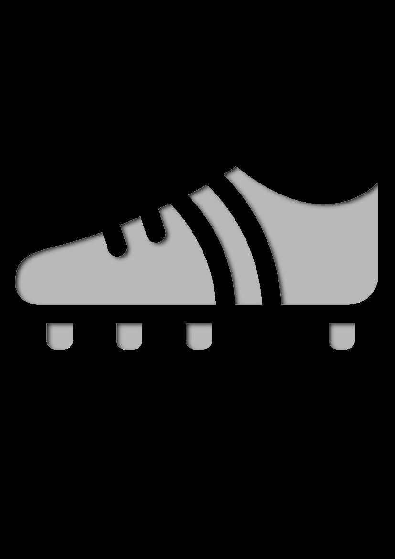 Pochoir Sports Chaussure