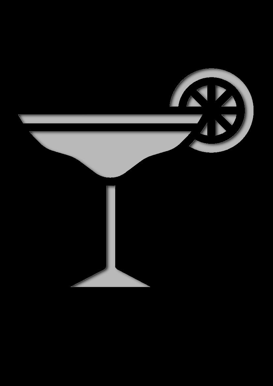 Pochoir Tropical Cocktail